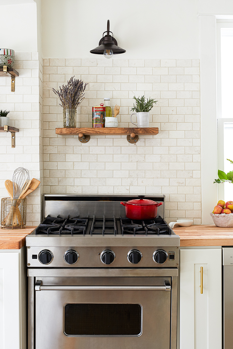 Kitchen Vignette